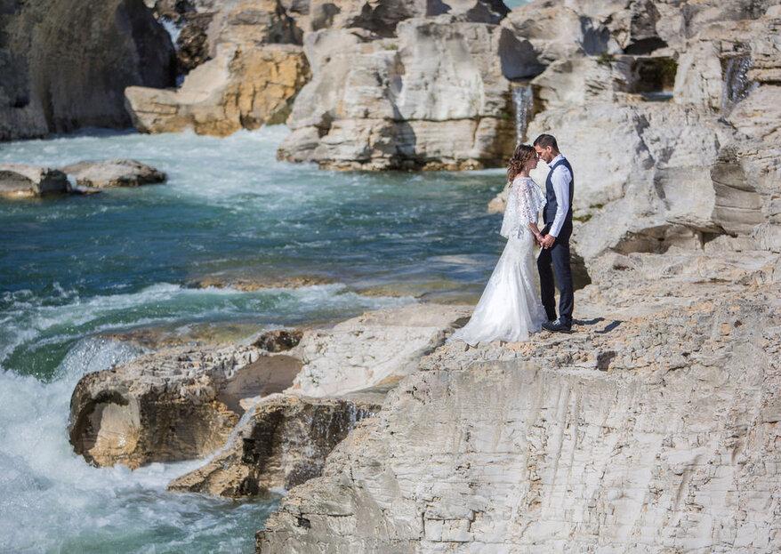 9 dingen om aan te denken bij het kiezen van een trouwlocatie op het strand