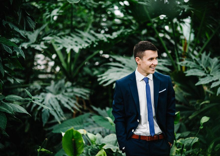 Hochzeitsanzüge für den Bräutigam – Die besten Adressen in Hamburg