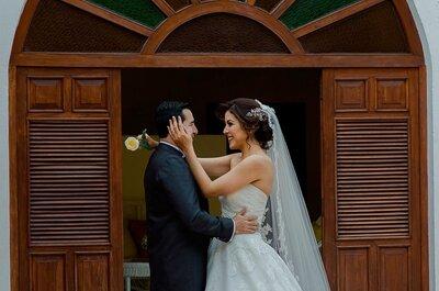 Convence a tu novio de contratar un wedding planner: Nosotros te damos las razones