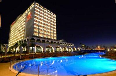 Casar num hotel à beira-mar no Algarve