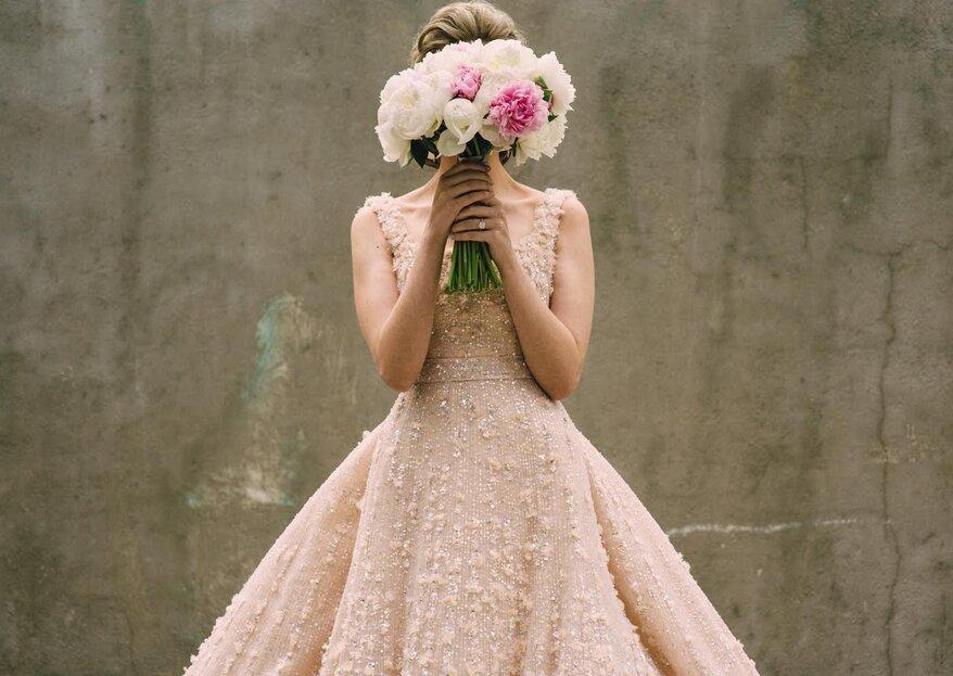 Cómo elegir el ramo de novia ideal: te revelamos los 5 secretos básicos