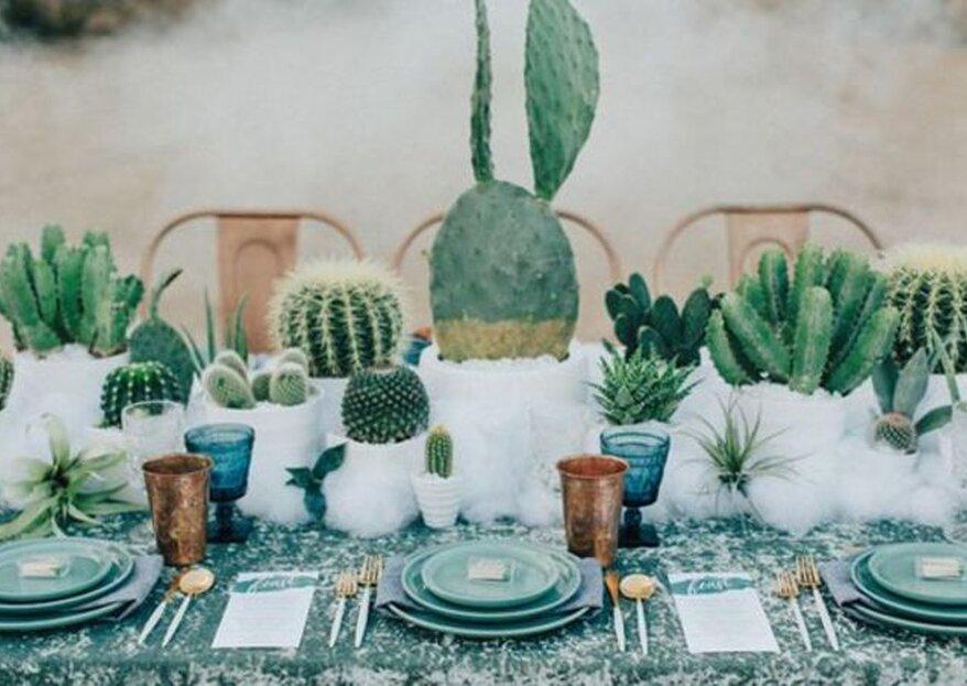 Cómo decorar mi boda en 5 pasos