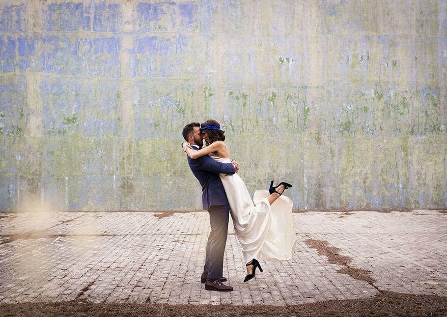 Cómo prender la fiesta de tu boda: 5 propuestas originales