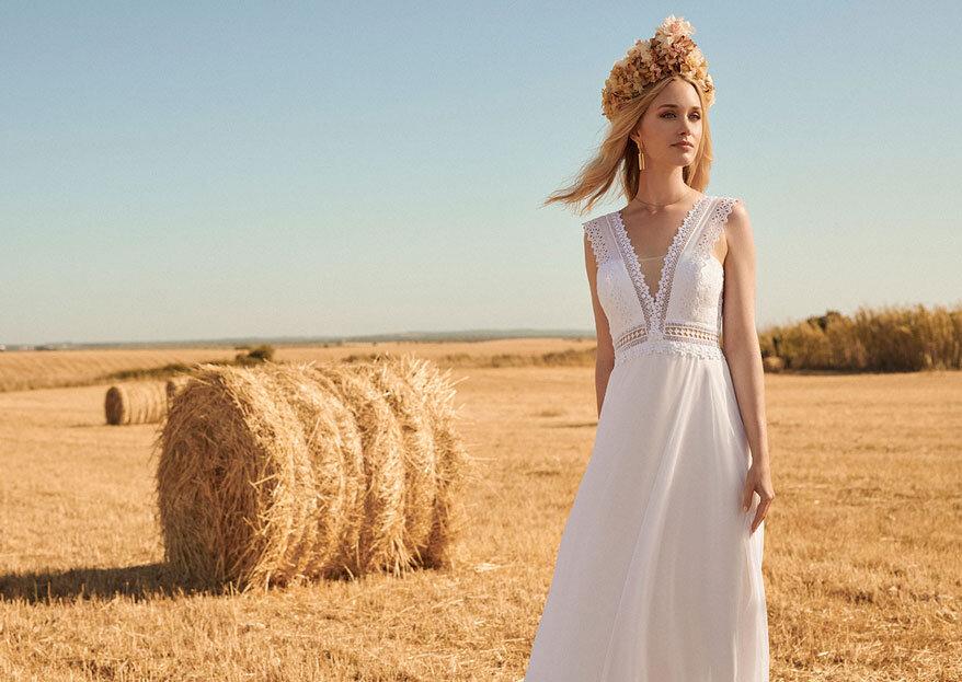 Vestidus: há doze anos a deixar noivas deslumbrantes com modelos de vários estilos e cortes