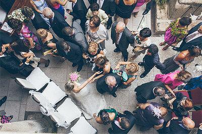Entre abraços e emoções surgem as mais belas fotografias de casamento
