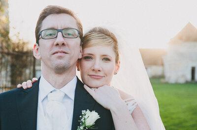 Le mariage d'hiver de Tiphaine et Sébastien sur le thème de Las Vegas