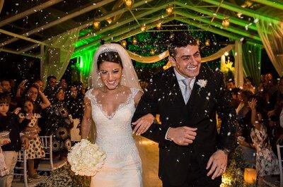 5 motivos para você investir numa assessoria de qualidade no seu casamento!