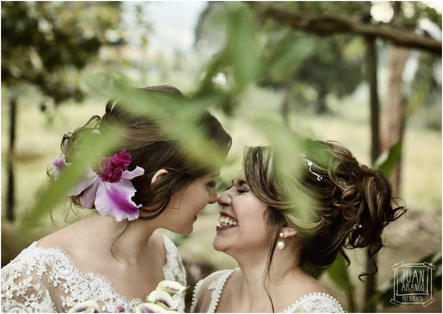 Diana y Sara, un amor como ningún otro... Y una celebración para nunca olvidar