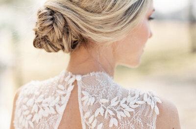 65 coiffures pour une jolie mariée