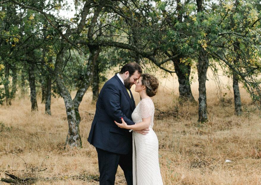 Una gran fiesta: la boda de Marisa y Nacho