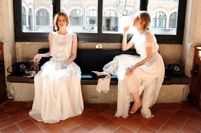 Les incroyables créateurs de robes de mariée de la région Rhône-Alpes !