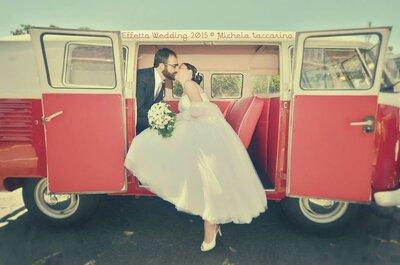 Il tuo matrimonio...un'esperienza per i 5 sensi!