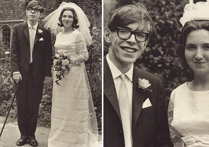 Remembering The Love Story of Stephen and Jane Wilde Hawking