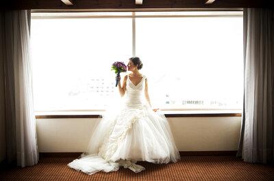 Vestido de novia para una ceremonia religiosa. ¡5 tips para una buena elección!
