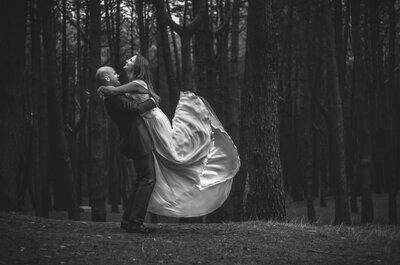 Ojalá volviera a suceder: la boda de Malia y Álex