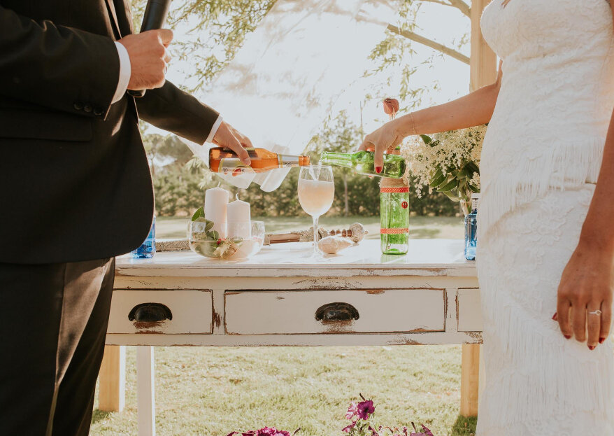 ¿Cómo organizar tu matrimonio en casa? ¡A celebrar en un ambiente íntimo!