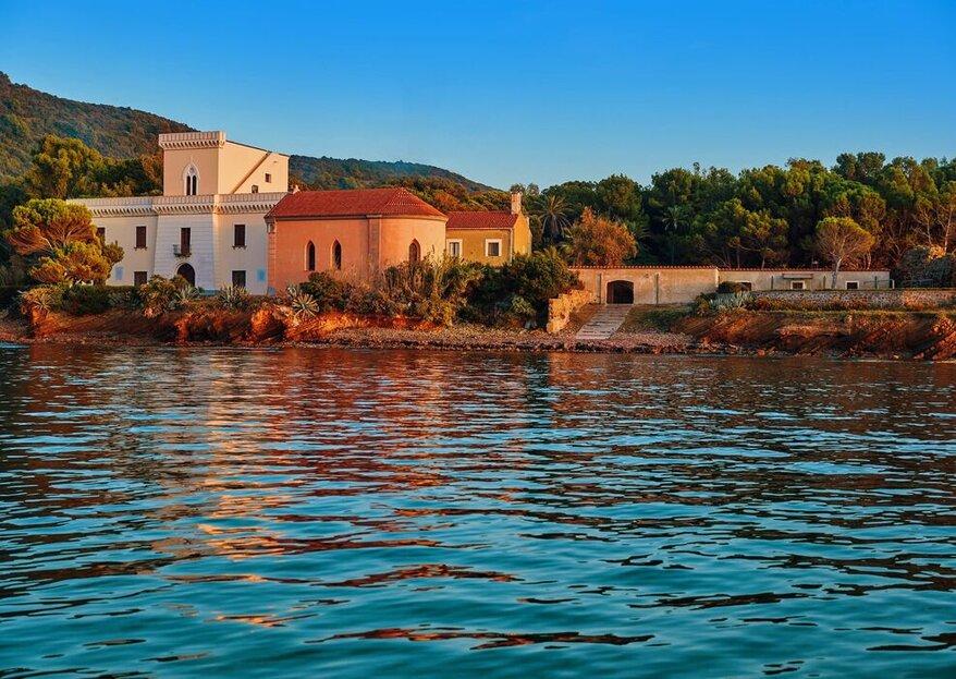 Tenuta di Punta Licosa meraviglia mediterranea, è la location ideale per le vostre nozze!