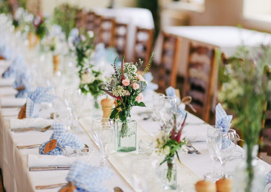 ¿Cómo elegir el lugar para celebrar tu matrimonio? ¡Cinco aspectos esenciales a tener en cuenta!