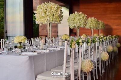 ¿Quieres una boda perfecta? ¡El secreto está en los detalles!