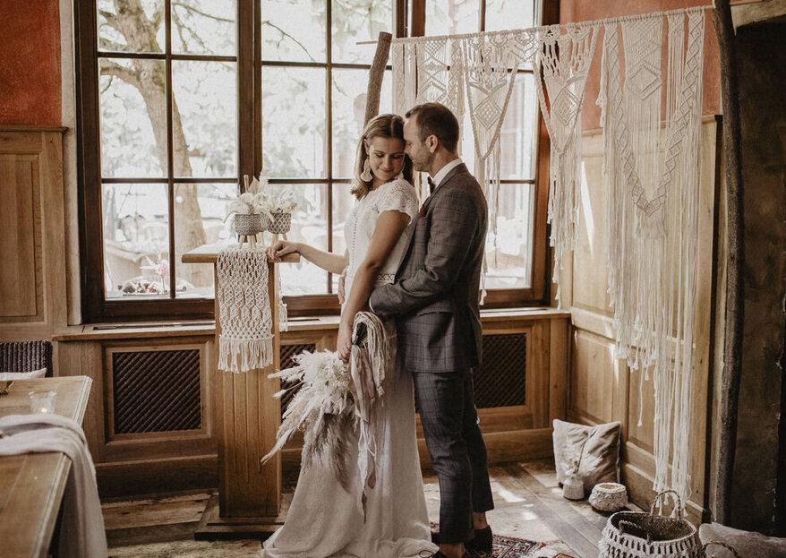 Mit diesen Weddingplannern läuft die Hochzeitsorganisation wie am Schnürchen