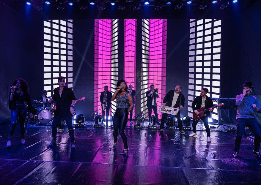 Banda 5ync: Um verdadeiro show de talento para abrilhantar o seu grande dia
