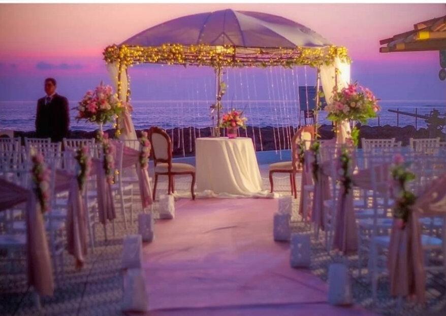 Descubre los cuatro secretos mejor guardados para triunfar con la banquetería de bodas