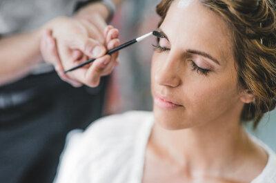 Profi-Tipps für das perfekte Braut Make-up!
