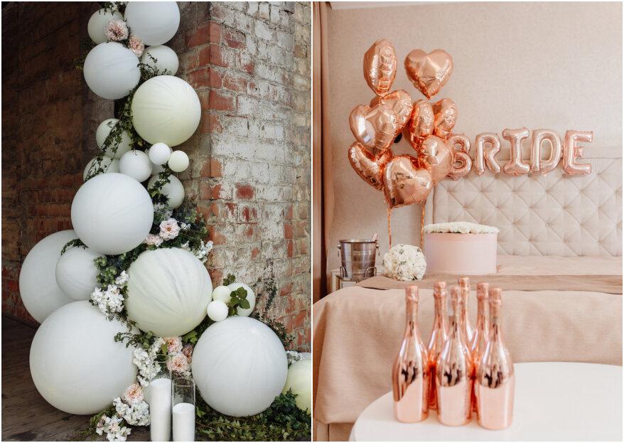 Een groot feest met ballondecoratie trends voor 2020!