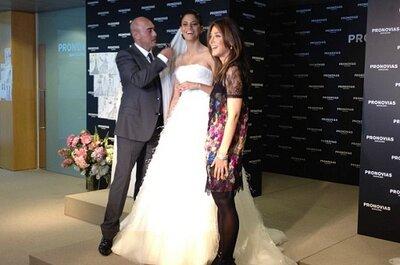 Barcelona Bridal Week: desfile Pronovias 2013 em directo, entrevista com Joana Montez e Patrícia de Melo... e muito mais!