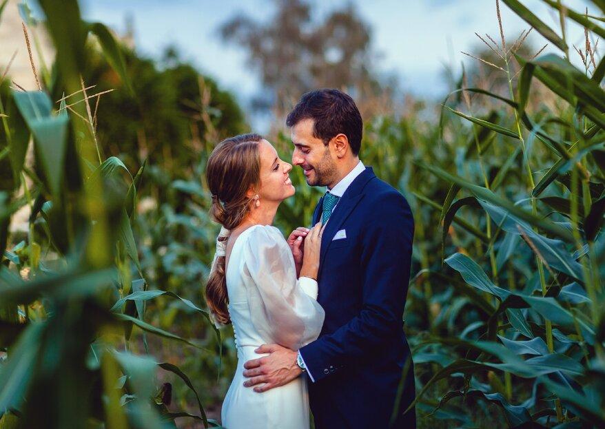 Tendencias de bodas 2021: el año al que miramos con esperanza