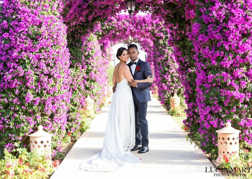 Lucía Martí Photo: reportajes de boda formados por imágenes reales y naturales