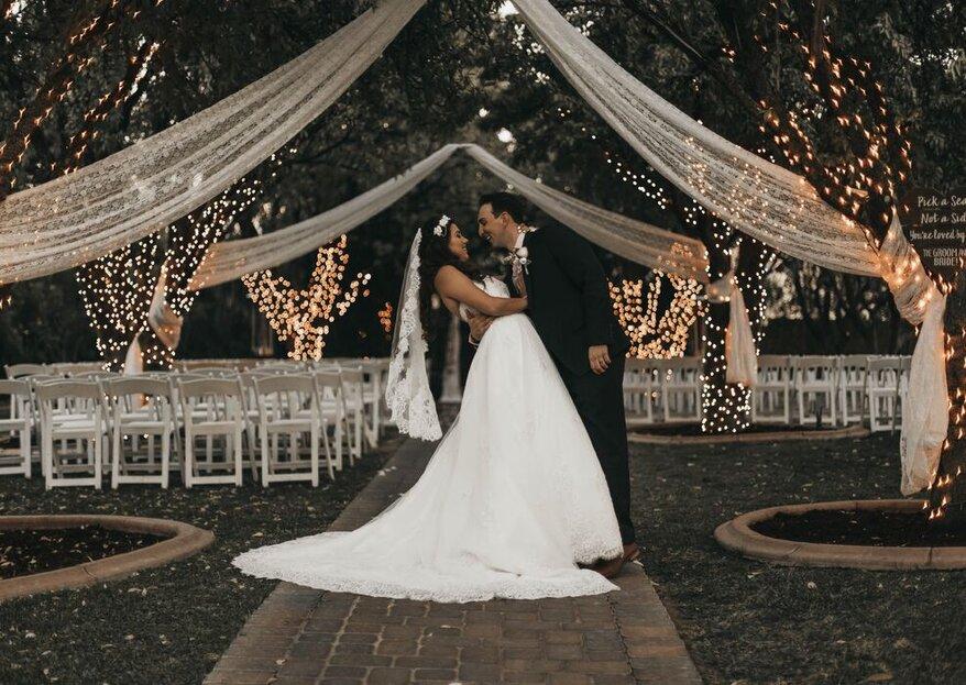 Hinreißende Hochzeiten- geplant von Wedding Design by Marvin Trevisi