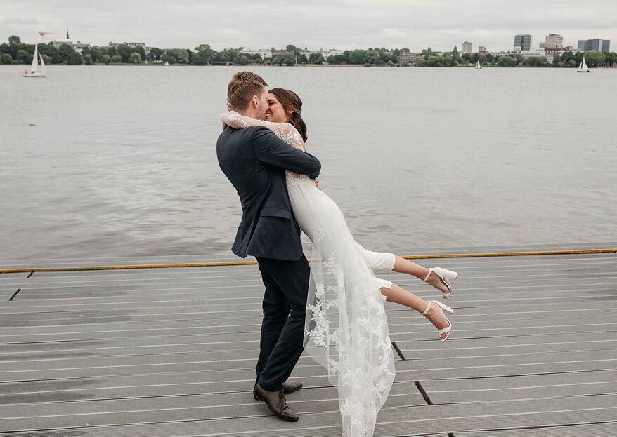 Hochzeitsplanung mit wed&dings: Expertin für moderne, urbane Hochzeiten
