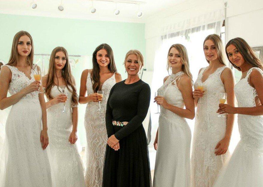 Traumhafte Brautkleider für jeden Typ – im Liebesbraut Brautstudio in Sinzheim!