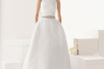 Brautkleider mit Gürtel - eine Auswahl von Zankyou