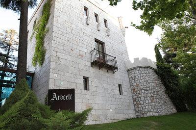 ¿Una boda en un castillo? Te damos las claves de Araceli Casa de Burgos