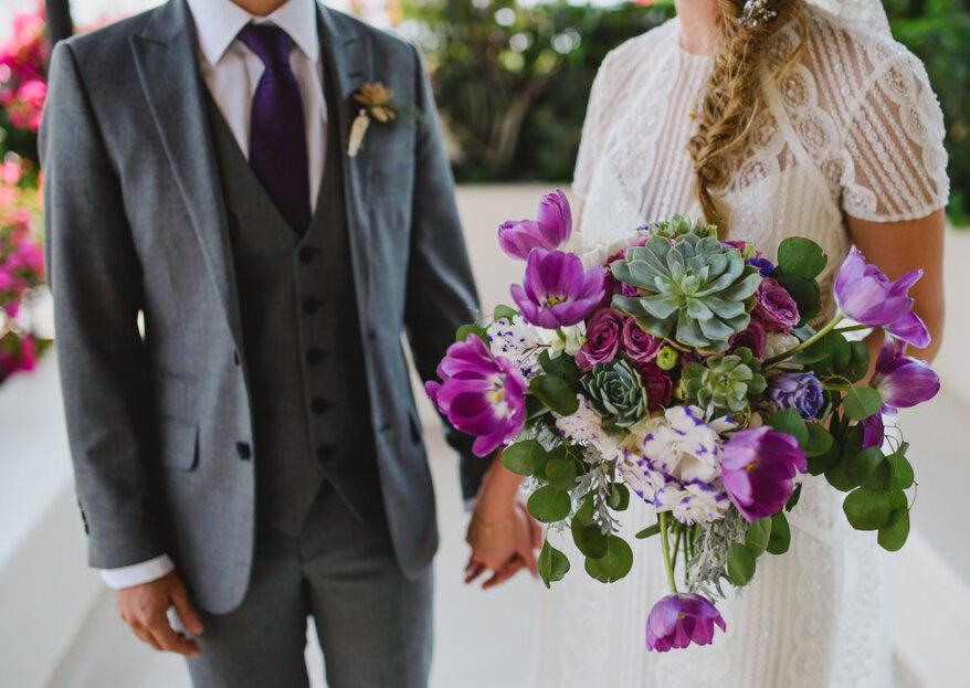 Las primeras 5 tareas que una novia tiene que hacer para organizar la boda
