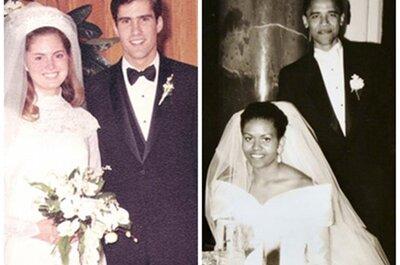 Michelle Obama, nuestra candidata favorita el día de su boda