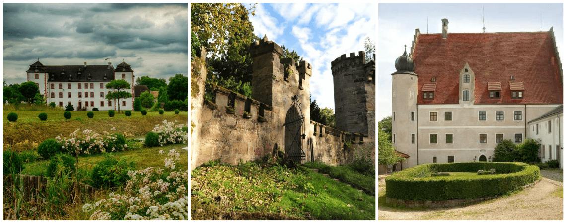 Fürstlich heiraten in den schönsten Burgen und Schlössern in Bayern