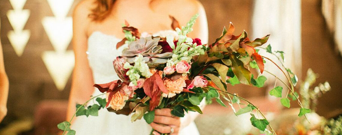 Como escolher o buquê de noiva perfeito: várias dicas para você não errar!