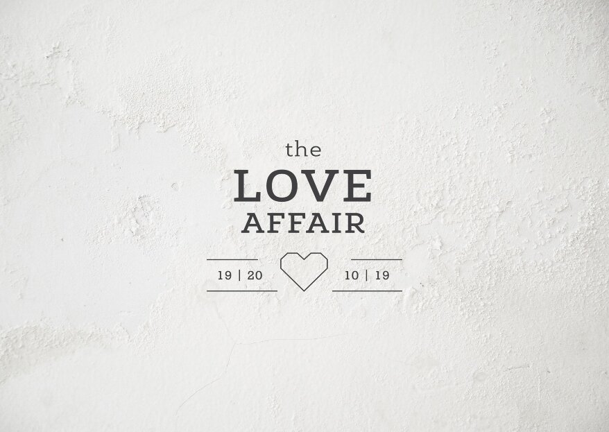 The Love Affair 2019, il vero e proprio show che detta le tendenze del matrimonio in Italia