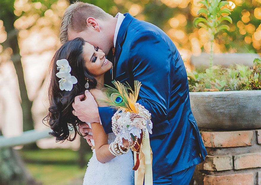 Conte-nos a sua História de Amor e ganhe a cobertura fotográfica completa do casamento!