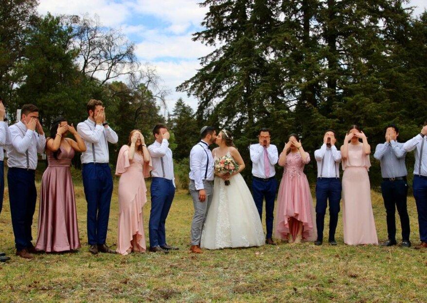 Meilé Innovadora de Bodas: el novedoso servicio de wedding planner ideal para organizar tu boda