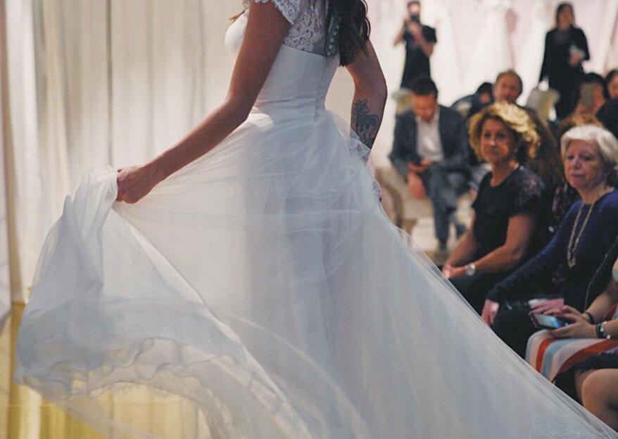 Il Tocco Wedding di Maison Signore: la nuova collezione di abiti da sposa per il 2020