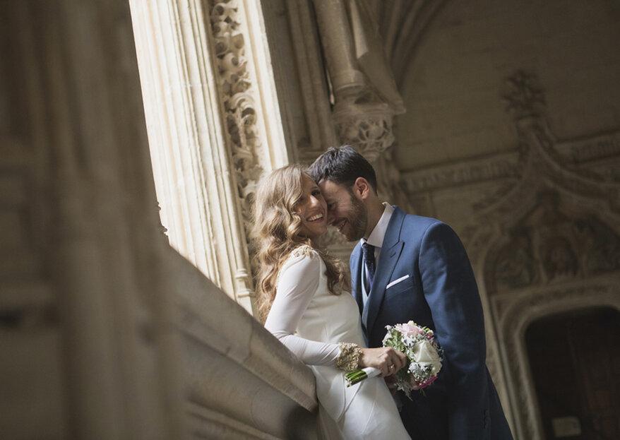 Momem Fotografía, los responsables de crear un recuerdo imborrable de la boda de Sandra y Borja