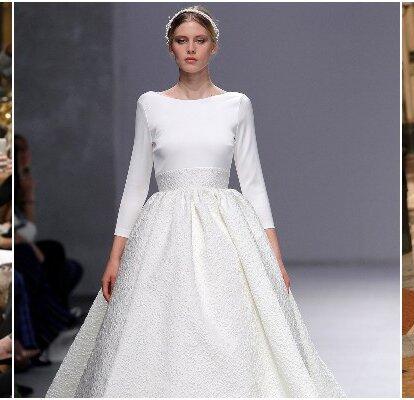 Robes De Mariee A Manches Longues Des Modeles Qui Font Rever