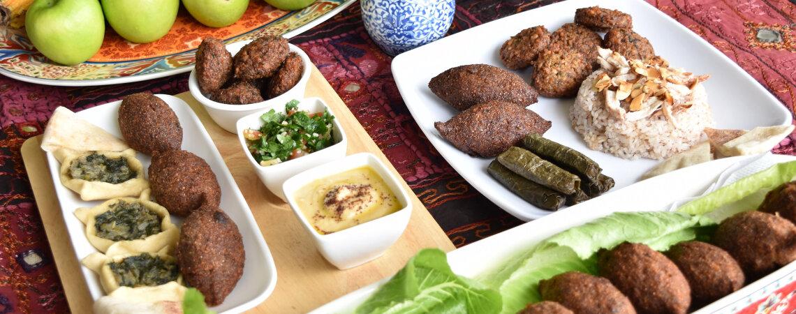 10 platos árabes que van a sorprender a los invitados a tu boda