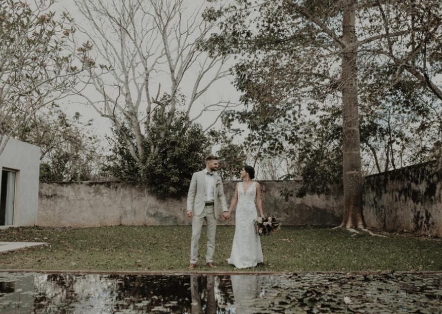 Un amor bonito en Yucatán: la boda de Clarissa & Murray