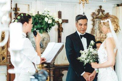 Was eine Traurede voller Individualität  & Herzblut bewirkt – Eine Traurednerin verrät, wie man Brautpaare berührt