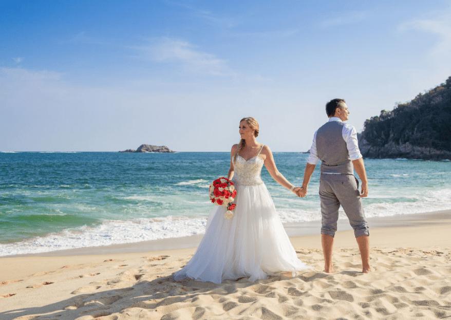 Sea Soul Beach Club: ¡tu boda mágica en una locación increíble en Huatulco!